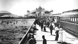 Saltair around the turn of the century.